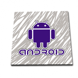 Porta copos Android