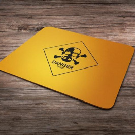 Mouse Pad Breaking Bad Danger