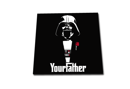 Porta copos YourFather